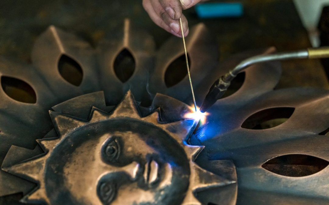 The Force of Creative Artistry Behind Welding
