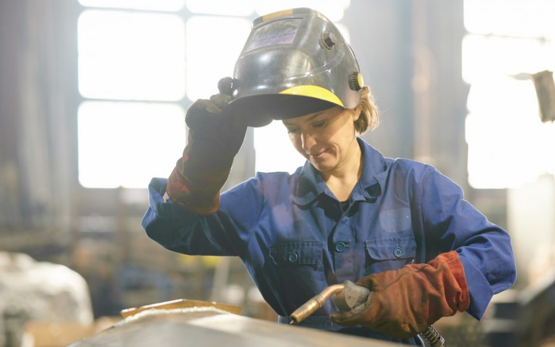 Why More Women are Becoming Welders Than Ever Before