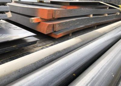 Steel Supplier Short Iron Store